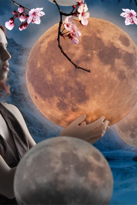 Fases Lunares y su relación con los Ciclos Femeninos