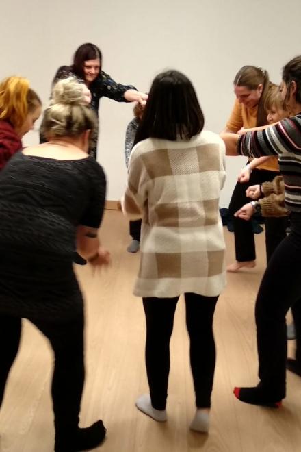 Terapia de Drama y Movimiento Sésame