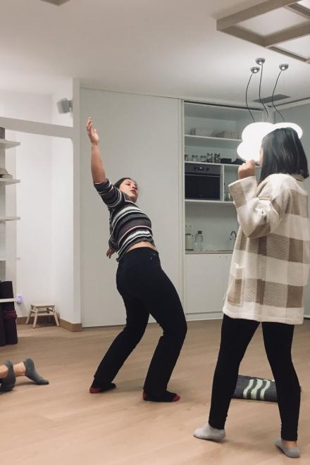 Terapia de Drama y Movimiento Sésame. Charla Gratuita