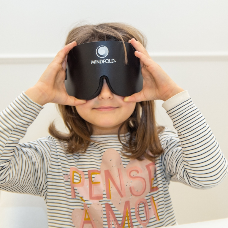 Programa IKU. Ver sin ojos físicos, para niños y adolescentes